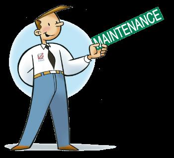 Mascotte SESA SYSTEMS Maintenance